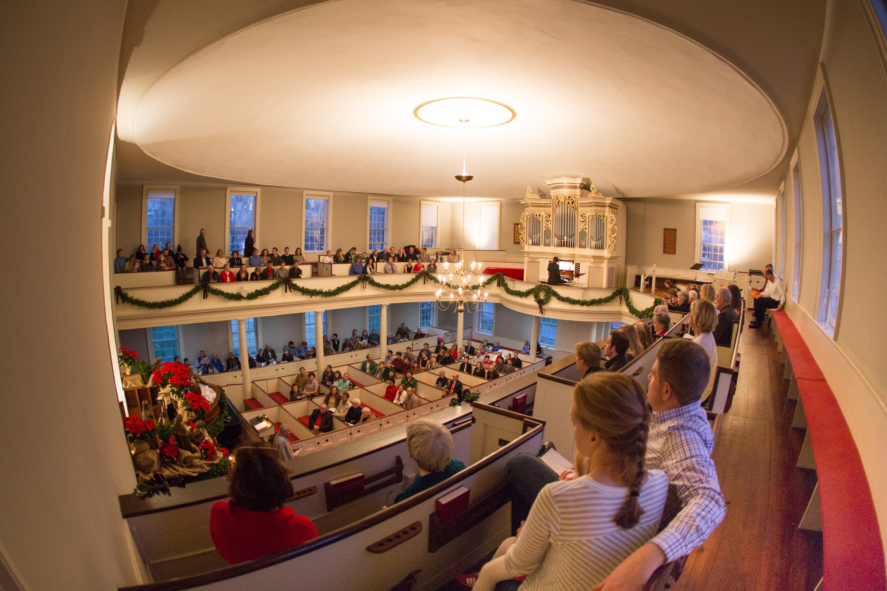 Advent / Christmas | The First Church of Deerfield
