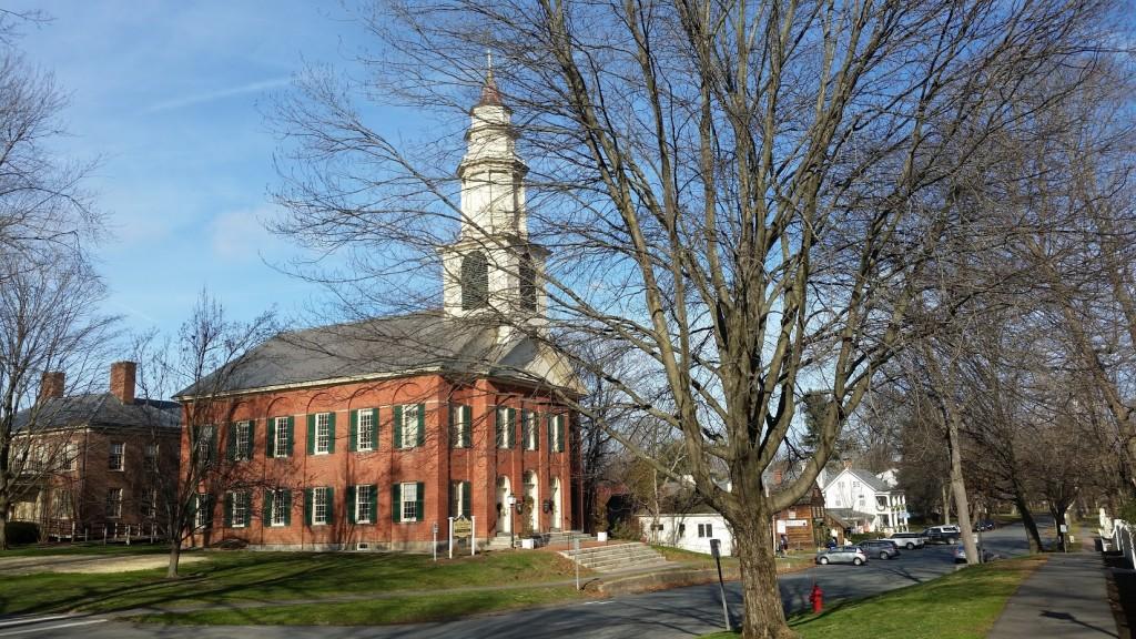 The First Church of Deerfield
